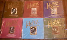 Jascha Heifetz  Collection Lot of 6 Boxes - 24 LPs