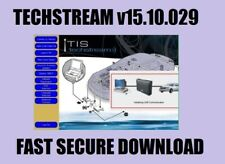 Techstream V15.10.029 Diagnostic Software - Toyota Lexus Mini-VCI J2534 DOWNLOAD