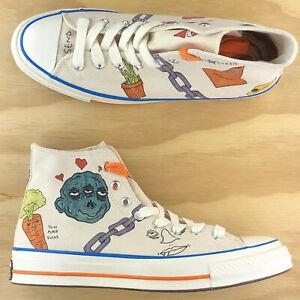 Converse Chuck Taylor 70 x Tyler The Creator x Wyatt Navarro Shoes 164531C Size