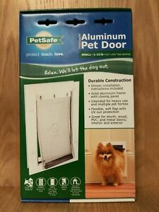 petsafe alumin pet door Small small