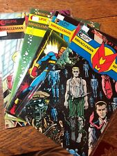 Miracleman #4,5,6,10 Alan Moore (Eclipse Comics) 1985 Lot Of 4