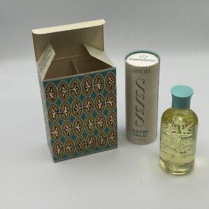 Vintage Avon Skin So Soft Smoothies Set
