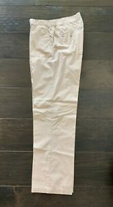 Nordstrom TOSCANO by Patrick Assaraf MEN'S GOLF PANTS CHINOS Casual Trousers 32