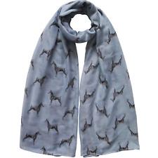 More details for doberman pinscher scarf ladies new to range lovely gift dobermann