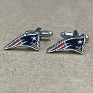 New England Patriots Football NFL Cuff Links Cufflinks