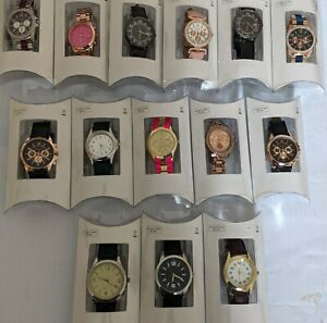 Wholesale Job Lot 14 Watches Rrp 224 A36