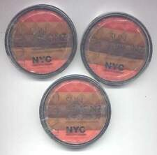 3  NYC Sun'n'Bronze Bronzing Powder in #002 Coral Samba