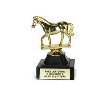 Horse Trophy- Riding- Horseback- Equestrian- Desktop Series- Free Lettering