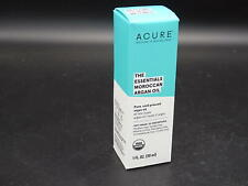 Acure The Essentials Marula for Dry Skin & Hair Oil, 1 Oz