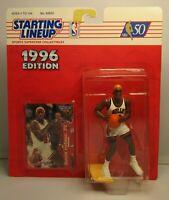 1996 DENNIS RODMAN Yellow Hair Starting lineup Basketball Figure - CHICAGO BULLS