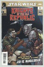 Star Wars Knights of the Old Republic 8 1st Carth Onasi Cassus Fett Demagol 2006