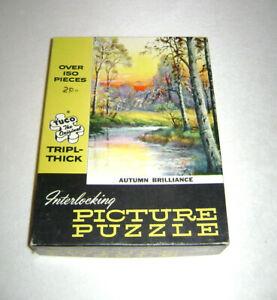 Vintage Autumn Brilliance Tuco Jigsaw Picture Puzzle