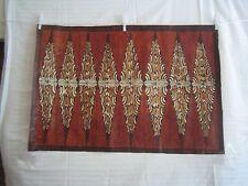 primative painting on papyrus -Fijian Islands