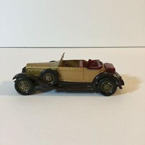 1969 Matchbox Models of Yesteryear 1930 Packard Victoria Car Vintage
