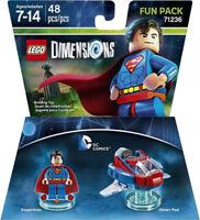 DC Superman Fun Pack - LEGO Dimensions, New