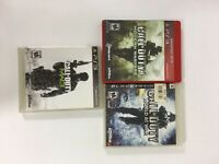 Call of Duty Bundle - Call Of Duty 4 World at War and MW3 - PS3/Playstation 3