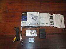 Sony Cyber-shot DSC-W330 14.1MP Digital Camera - SILVER MINT COND.