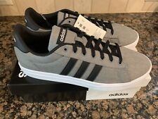 Adidas Daily 2 Life Style Men's Shoes - Grey/Black/White