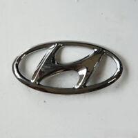 86300 C2100 Front Grille H logo Emblem for 2015 2017 Hyundai Sonata : LF SONATA