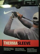 Nike Golf Therma Sleeves (Pr) Adult Unisex NIB w/tags MED/LG Grey