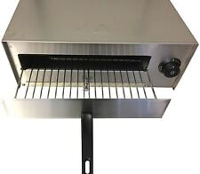 Commercial Pizza Oven, Electric Snack Grill 12 Inch Stainless Steel Toaster Oven