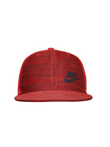 Nike youth Unisex Red Athletic Cap 805045-657 One Size