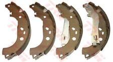 GS8738 TRW Brake Shoe Set Rear Axle