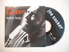 JOE COCKER : DELTA LADY [ CD SINGLE ]