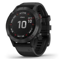 Garmin Fenix 6 PRO Smartwatch GPS HR Multisports Watch - Black