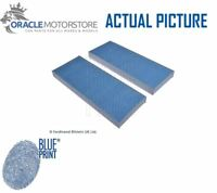 NEW BLUE PRINT ENGINE CABIN / POLLEN FILTER GENUINE OE QUALITY ADN12522