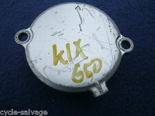 Kawasaki KLX 650_C_Ölfiterdeckel_Deckel_Abdeckung_KLX650_/_Motor_Ölfilter
