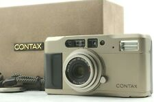 【NEAR MINT in Box/Read】Contax TVS 35mm Point & Shoot Film Camera From Japan #096