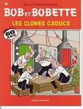 Bob et Bobette 289 les clones caducs  Vandersteen standaard E.O. NEUF