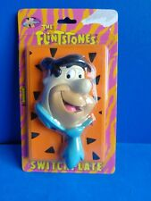 1993 FRED FLINSTONE COLLECTIBLE LIGHT SWITCHPLATE NRFP