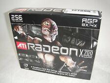ATi Radeon X700 Pro 256MB AGP 8x/4x Video Graphic Card