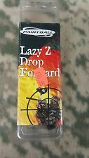 Paintball Lazy Z Drop Forward NOS! BLACK NIB