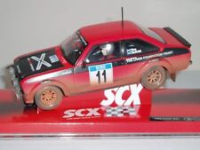 SCX 64700 Ford Escort MKII C.McRae 1:32 slot car with lights - suits Scalextric