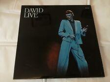 David Bowie - David Live - Double LP (Orange RCA) (1974)