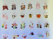 NWT Gymboree HAIR CLIPS Many Lines Choose Style NEW
