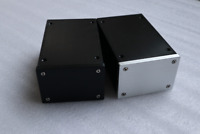 1070 Full Aluminum mini Enclosure / preamp case / Power amp box /PSU chassis
