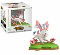 Funko An Afternoon With Eevee and Friends Sylveon Vinyl Figure In Hand Pokemon