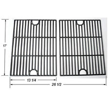 Universal Grill Grid Replacement Porcelain Cast Iron Cooking Grid JGX192