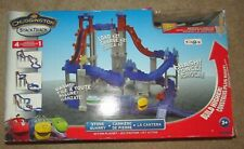 Chuggington StackTrack STONE QUARRY Toy TrainAction Playset - NEW in damaged box