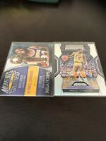 Panini Prizm Dominance Silver Magic Johnson Base Plus Bonus