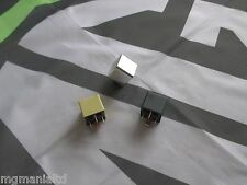 MGF MG F Stainless Steel Relay Covers New mgmanialtd.com