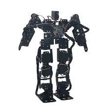 17DOF Biped Robotic Educational Robot Bracket Kit w/ MG996R Servos & Servo Horn