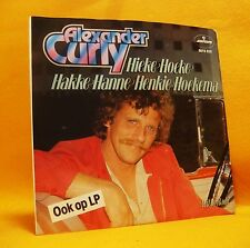 "7"" Single Vinyl 45 Alexander Curly Hieka Hoeke Hakke Hanne ...  2TR 1978 (MINT)"