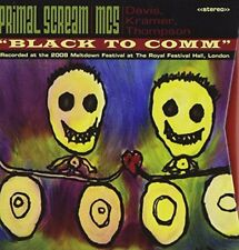 Primal Scream and MC5 - Black To Comm-Live At The Roya (NEW 2 x CD & DVD)