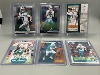 Ryan Tannehill 6 Card Lot!! 2013 Prizm, Contenders, 2017 Optic, Absolute, Panini
