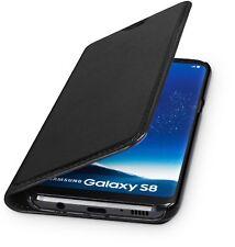 wiiuka custodia TRAVEL in vera pelle per Samsung Galaxy S8 Premium design (a7K)
